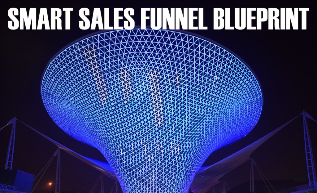Smart Sales Funnel Blueprint cover